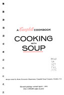 Cooking with Soup PDF