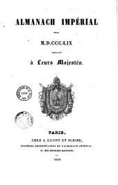 Almanach national: annuaire officiel de la République française