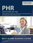 PHR Study Guide 2019 2020