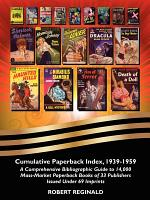 Cumulative Paperback Index  1939 1959 PDF