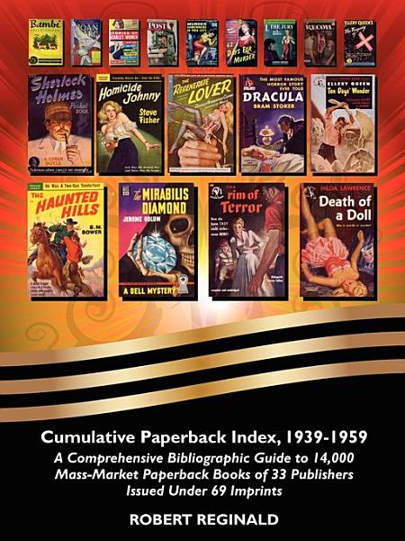 Cumulative Paperback Index, 1939-1959