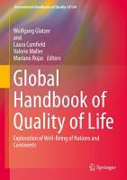 Global Handbook of Quality of Life PDF