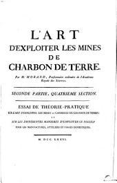Descriptions des arts et métiers, faites ou approuvée par Messieurs de l'Académie royale des sciences: L'art d'exploiter les mines [...] 2.4