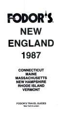 New England 1987 PDF