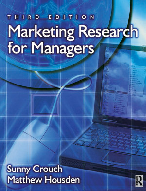 Marketing Research for Managers PDF