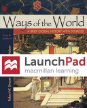 LaunchPad for Ways of the World with Sources  Six Month Access