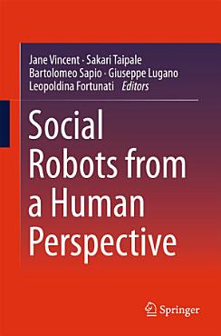 Social Robots from a Human Perspective PDF