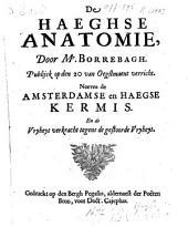 De Haeghse anatomie: Volume 1
