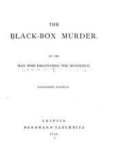 The Black-box Murder