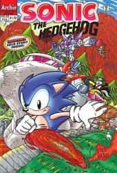 Sonic the Hedgehog #31