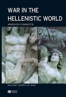 War in the Hellenistic World PDF