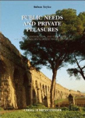 Public Needs and Private Pleasures PDF