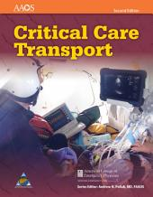 Critical Care Transport: Edition 2