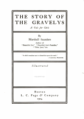 The Story of the Gravelys: A Tale for Girls