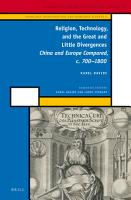 Religion  Technology  and the Great and Little Divergences PDF
