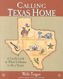 Calling Texas Home