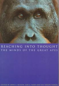 Reaching Into Thought Book