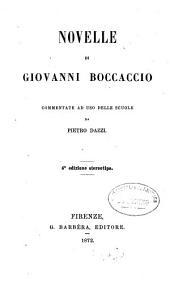 Novelle di Giovanni Boccaccio