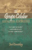 El Grupo Celular Lleno del Esp  ritu PDF