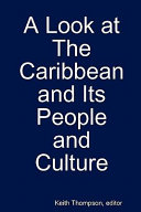 A Look at the Caribbean and Its People and Culture PDF