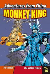 Monkey King Volume 16: The Golden Temple