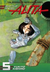 Battle Angel Alita 5: Battle angel Alita