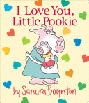 I Love You  Little Pookie Book