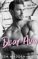 Download Dear Ava Book
