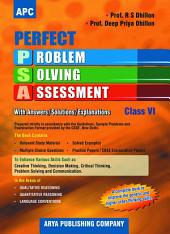 APC Perfect PSA (Problem Solving Assessment) for Class 6 - Arya Publications