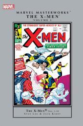 X-Men Masterworks Vol. 1