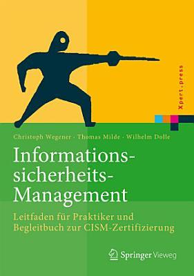 Informationssicherheits Management PDF