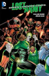 Green Lantern Corps: Lost Army Vol. 1
