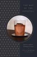 The Way of the Cocktail PDF