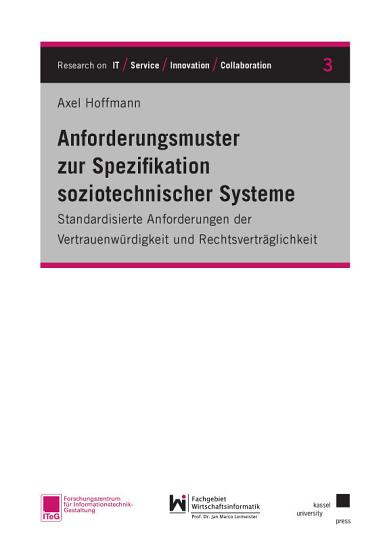 Anforderungsmuster zur Spezifikation soziotechnischer Systeme PDF