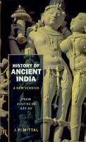 History of Ancient India  A New Version  PDF