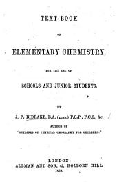 Text Book of Elementary Chemistry, etc