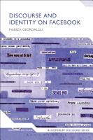 Discourse and Identity on Facebook PDF