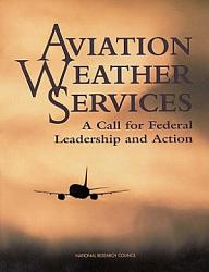 Aviation Weather Services Book PDF