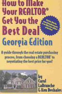 How to Make Your Realtor Get You the Best Deal, Georgia Edition