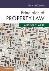 Principles of Property Law PDF