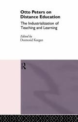 Otto Peters On Distance Education Book PDF