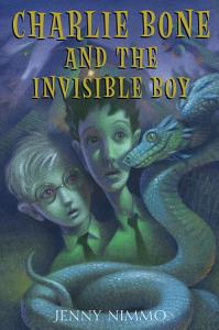 Children of the Red King  3  Charlie Bone and the Invisible Boy Book