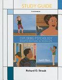 Exploring Psychology Book PDF