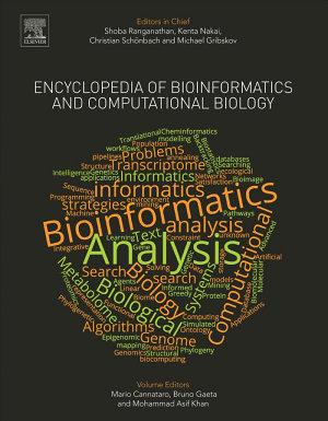 Encyclopedia of Bioinformatics and Computational Biology
