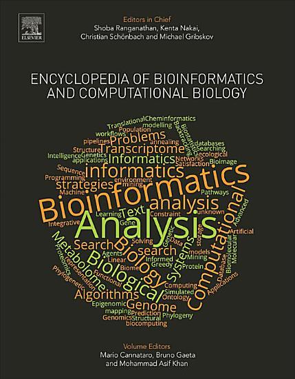 Encyclopedia of Bioinformatics and Computational Biology PDF