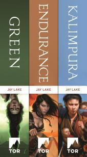 The Green Universe Trilogy: Green, Endurance, Kalimpura