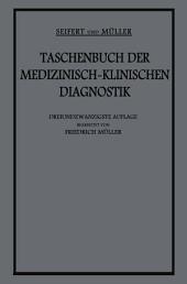 Taschenbuch der Medizinisch-Klinischen Diagnostik: Ausgabe 23