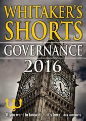 Whitaker's Shorts 2016: Governance