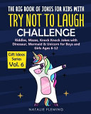 The Big Book of Jokes with Try Not to Laugh Challenge