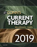 Conn s Current Therapy 2019 PDF